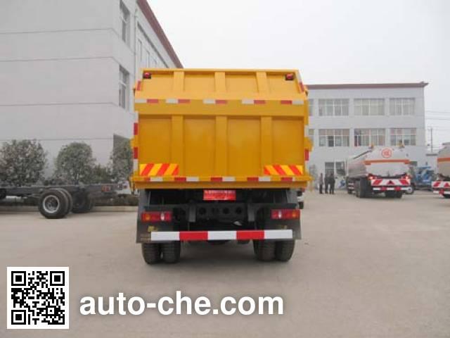 楚飞牌CLQ5160ZZZ4ZZ自装卸式垃圾车