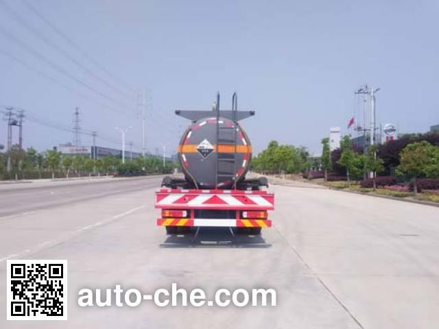 Chufei CLQ5161GFW4BJ corrosive substance transport tank truck