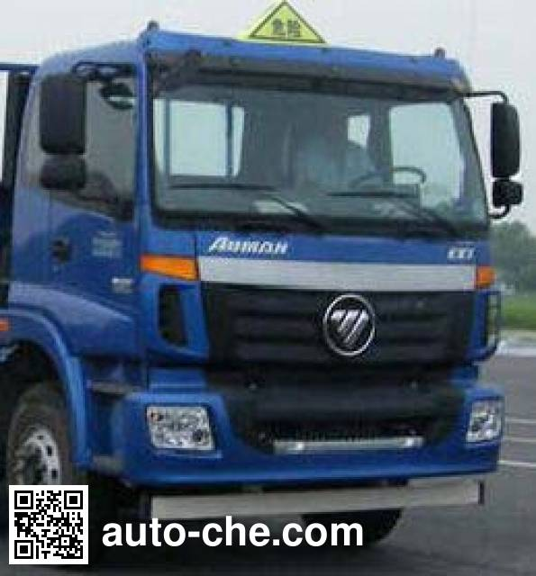 Chufei CLQ5250GYY5BJ oil tank truck