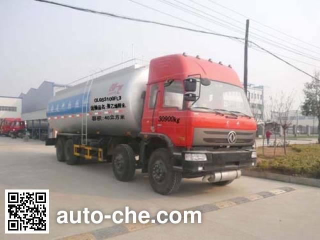 楚飞牌CLQ5310GFL3粉粒物料运输车
