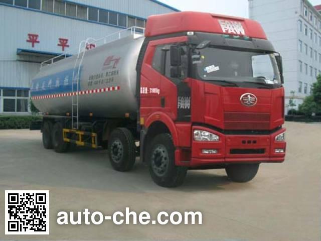 Chufei CLQ5310GFL4CA low-density bulk powder transport tank truck