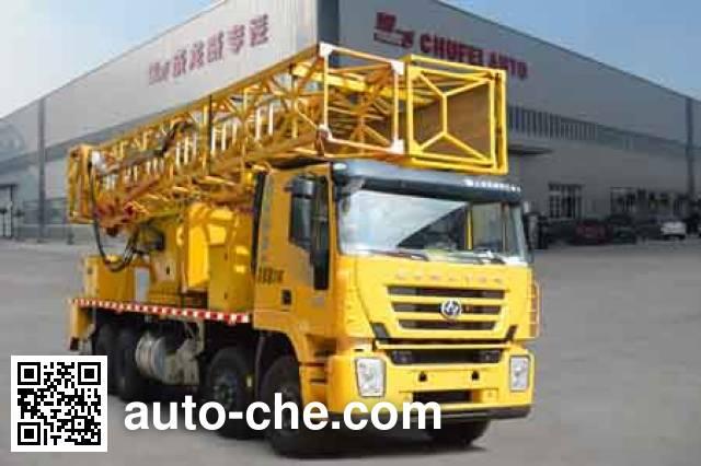 Chufei CLQ5310JQJ4CQ bridge inspection vehicle