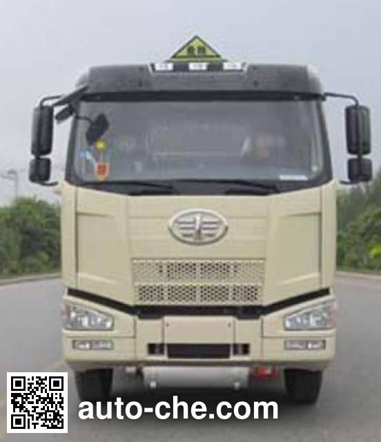Chufei CLQ5310GFW5CA corrosive substance transport tank truck