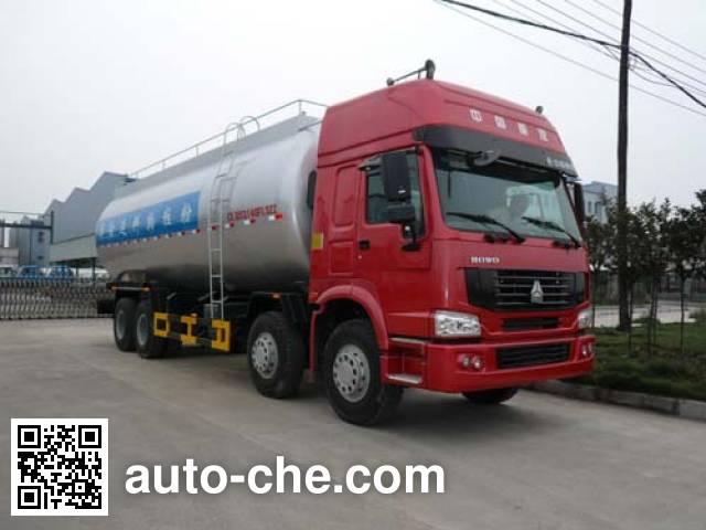 楚飞牌CLQ5314GFL3ZZ粉粒物料运输车