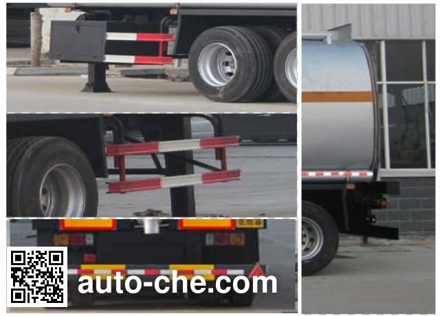 Chufei CLQ9400GLY liquid asphalt transport tank trailer