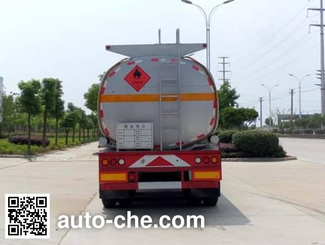 楚飞牌CLQ9400GRYB易燃液体罐式运输半挂车