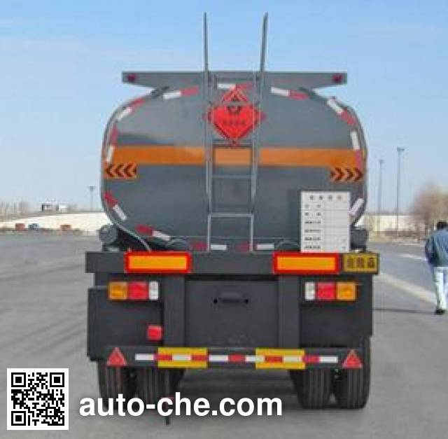 楚飞牌CLQ9401GRYC易燃液体罐式运输半挂车