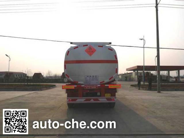 Chufei CLQ9401GYY oil tank trailer
