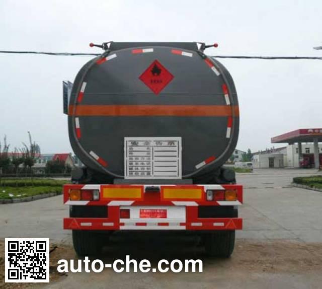 楚飞牌CLQ9407GRYB易燃液体罐式运输半挂车