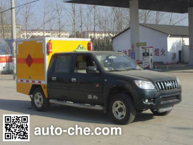 Chengliwei CLW5020XQYJ4 explosives transport truck