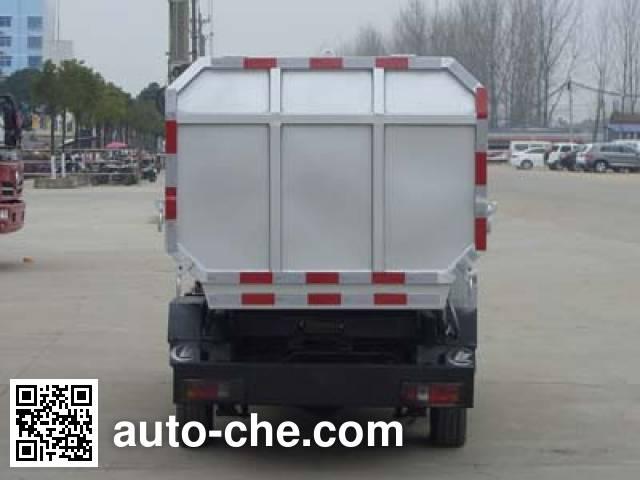 程力威牌CLW5020ZZZ5自装卸式垃圾车