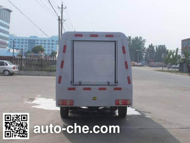 Chengliwei CLW5021GQX5 street sprinkler truck