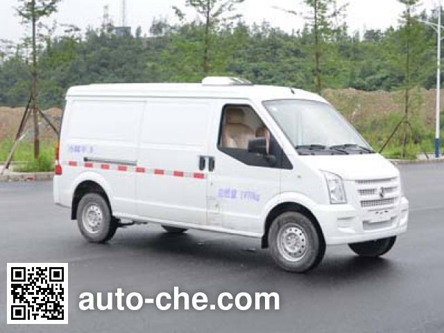 Chengliwei CLW5025XLC5 refrigerated truck