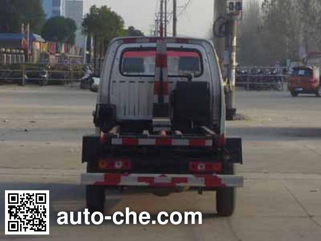 程力威牌CLW5030ZXXB5车厢可卸式垃圾车