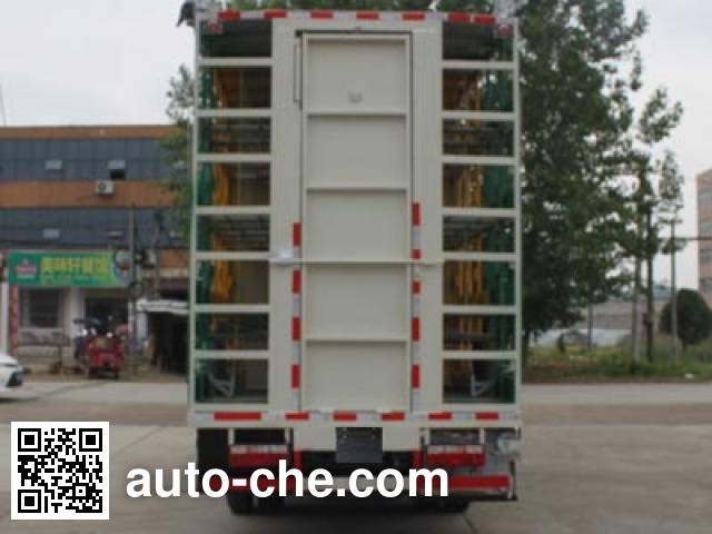 程力威牌CLW5040CYF5养蜂车