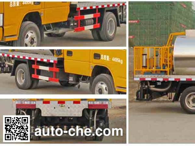 Chengliwei CLW5040GLQ4 asphalt distributor truck