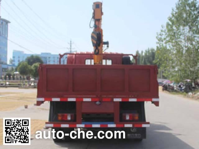 Chengliwei CLW5040JSQZ4 truck mounted loader crane