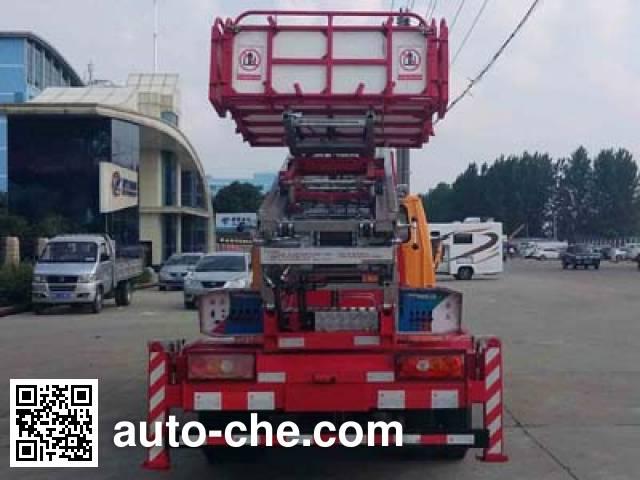 Chengliwei CLW5040TBAJ5 ladder truck
