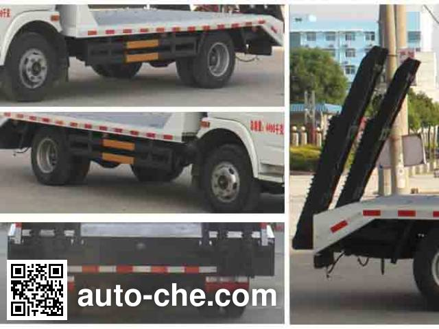 Chengliwei CLW5040TPB4 flatbed truck