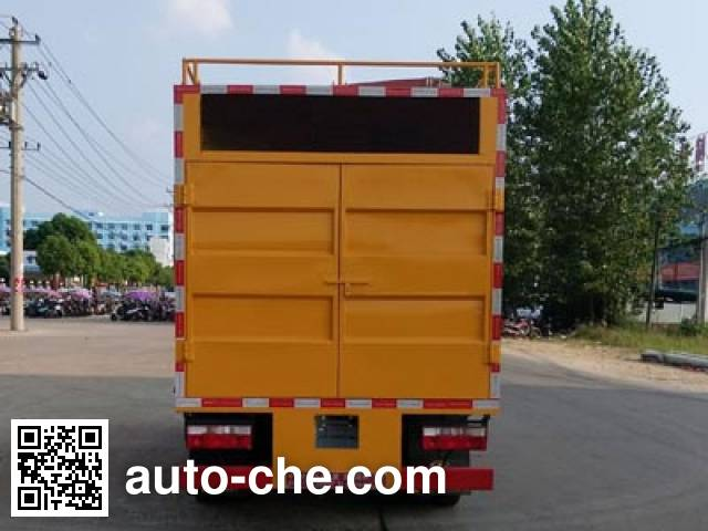Chengliwei CLW5040TWC5 sewage treatment vehicle