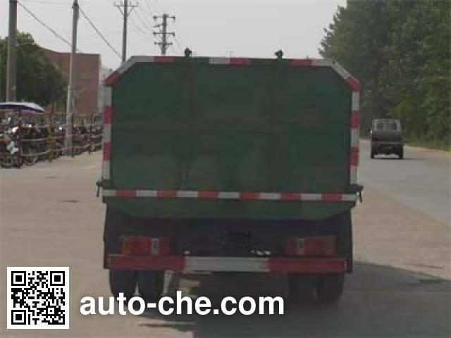 程力威牌CLW5040ZXLK5厢式垃圾车