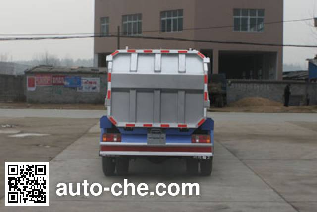 程力威牌CLW5040ZZZB4自装卸式垃圾车