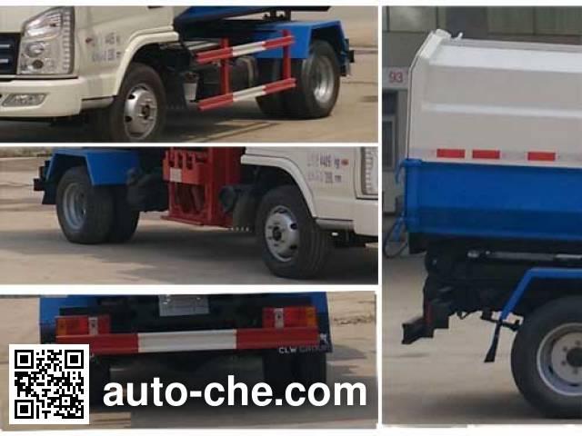 Chengliwei CLW5040ZZZK5 self-loading garbage truck