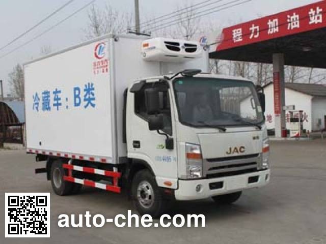 Chengliwei CLW5041XLCH5 refrigerated truck