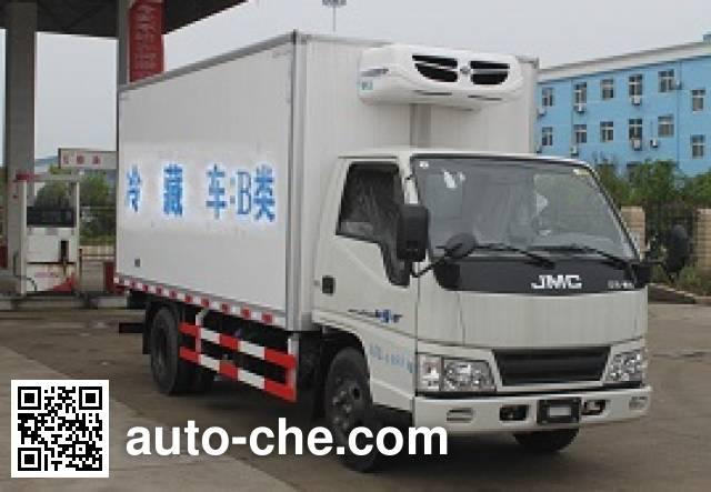 程力威牌CLW5041XLCJ5冷藏车