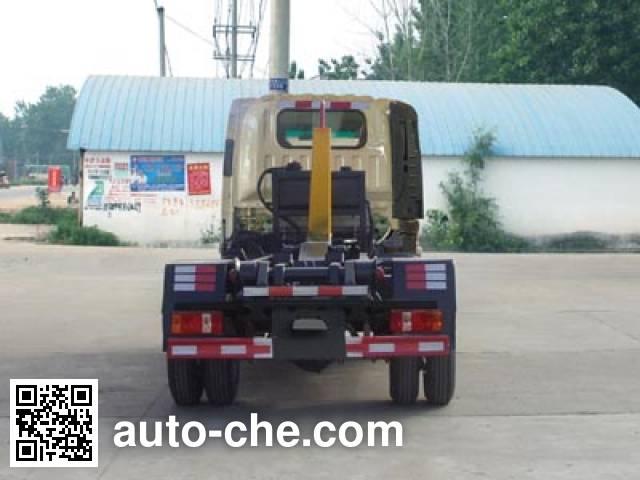 Chengliwei CLW5041ZXXK5 detachable body garbage truck