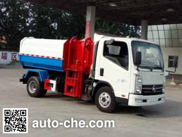 Chengliwei CLW5041ZZZK5 self-loading garbage truck