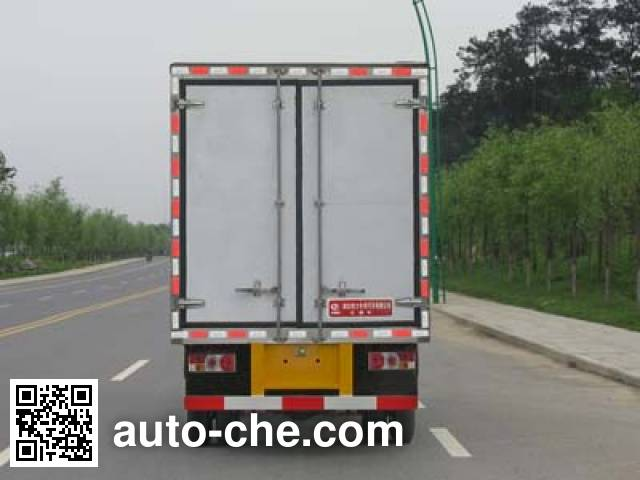 Chengliwei CLW5042XLC4 refrigerated truck