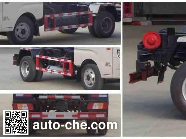 Chengliwei CLW5042ZXXB5 detachable body garbage truck