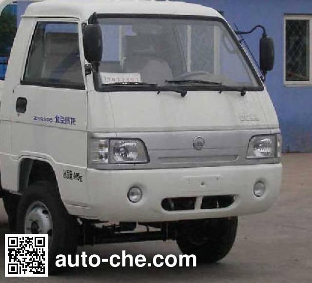 程力威牌CLW5043ZZZB4自装卸式垃圾车