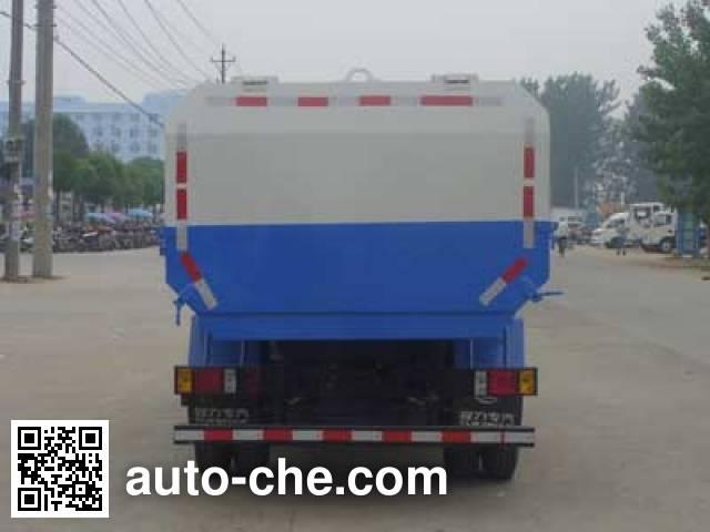 程力威牌CLW5045ZZZB4自装卸式垃圾车