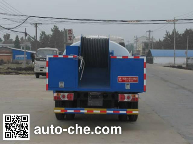 Chengliwei CLW5060GQX4 street sprinkler truck