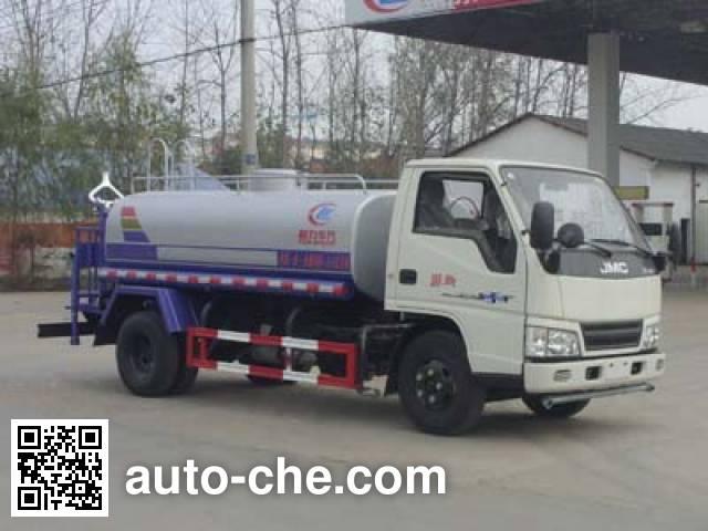 Chengliwei CLW5061GSSJ4 sprinkler machine (water tank truck)