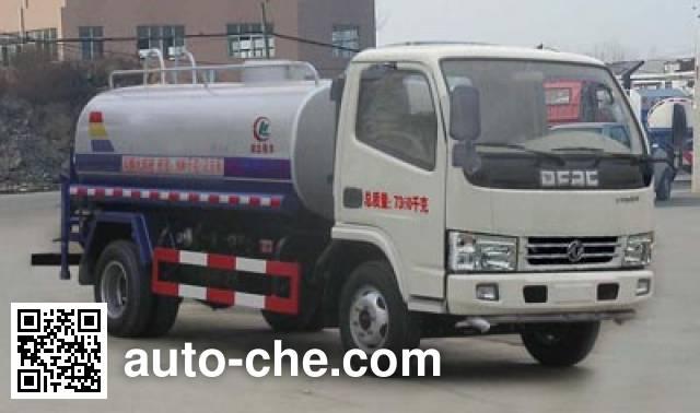 Chengliwei CLW5070GPS5 sprinkler / sprayer truck