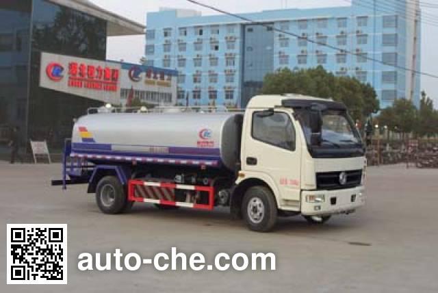 Chengliwei CLW5070GPSE5NG sprinkler / sprayer truck