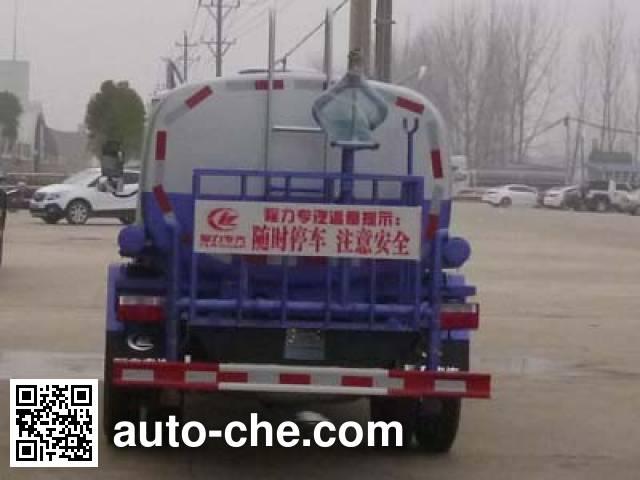 程力威牌CLW5070GSSD5洒水车
