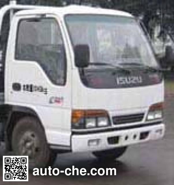 程力威牌CLW5070TSLQ4扫路车