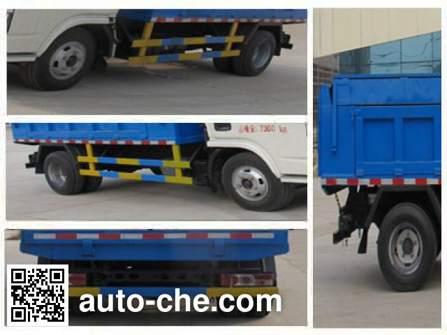 Chengliwei CLW5070XTY4 sealed garbage container truck