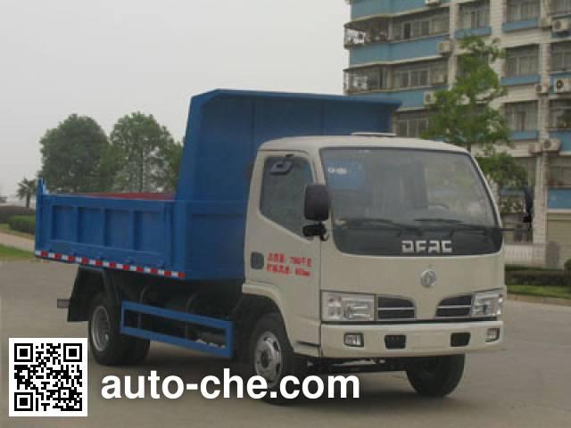 Chengliwei CLW5070ZLJD4 dump garbage truck