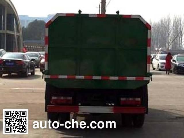 程力威牌CLW5070ZXLD5厢式垃圾车