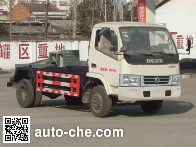 程力威牌CLW5070ZXXD5车厢可卸式垃圾车