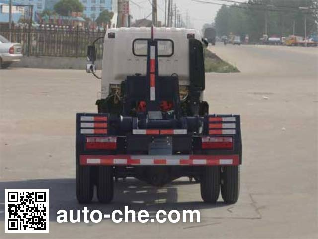 Chengliwei CLW5070ZXXE5 detachable body garbage truck
