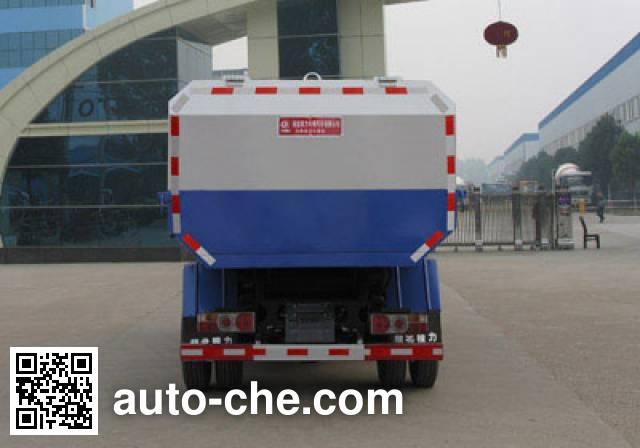 程力威牌CLW5070ZZZ4自装卸式垃圾车