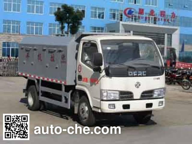 Chengliwei CLW5071ZLJD4 dump garbage truck