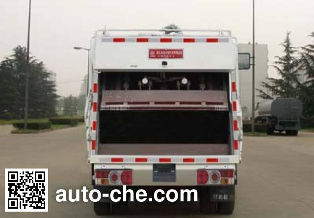 Chengliwei CLW5071ZYS4 garbage compactor truck