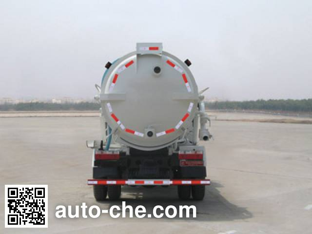 Chengliwei CLW5080GQW5 sewer flusher and suction truck